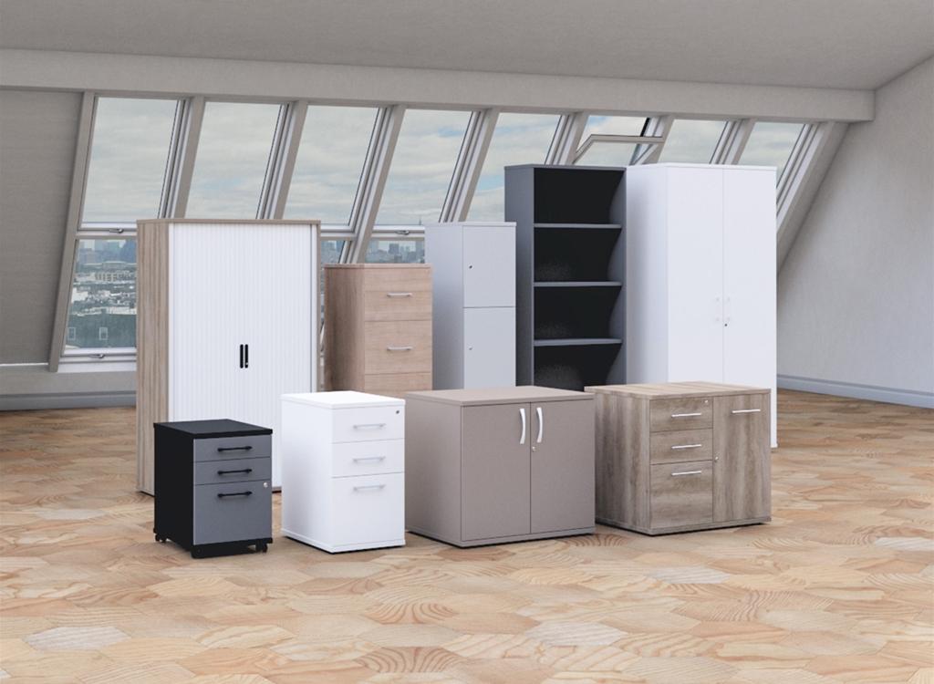 office storage solutions storage furniture units calibre furniture. Black Bedroom Furniture Sets. Home Design Ideas