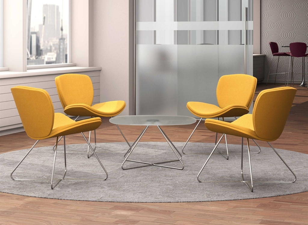 Reception Sofas Chairs | Baci Living Room