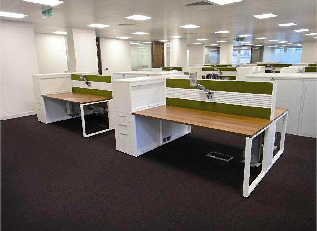 Team Bench Desks