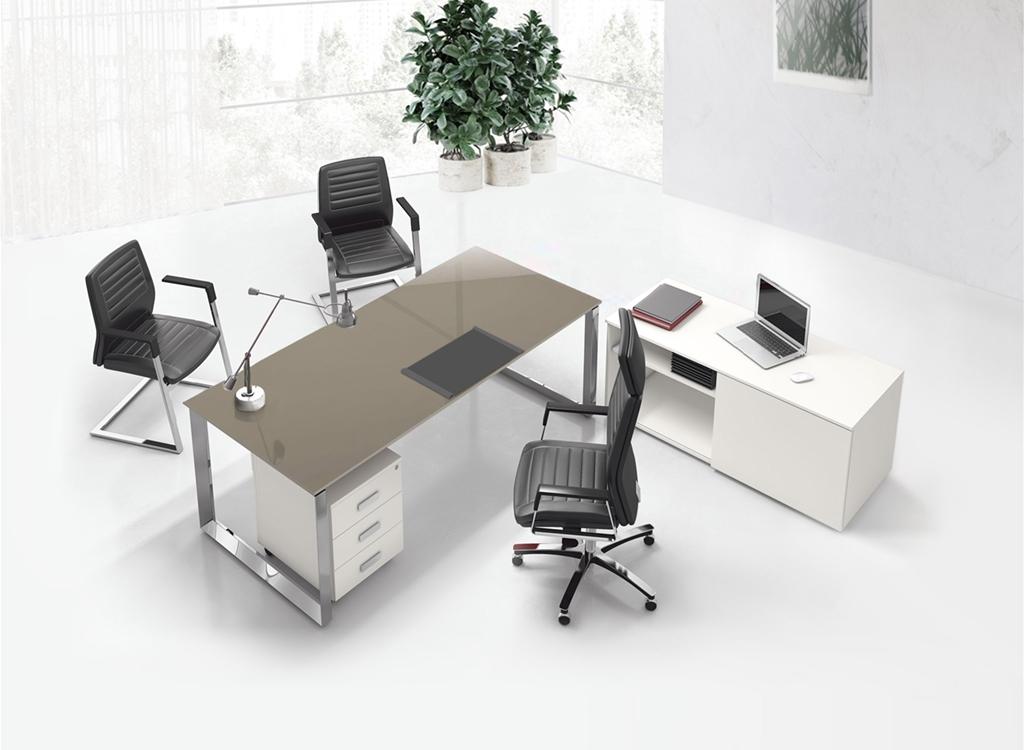 office freedom office desk large 180x90cm white. Office Desk. Desk Brilliant Glass Desks And Throughout D Freedom Large 180x90cm White