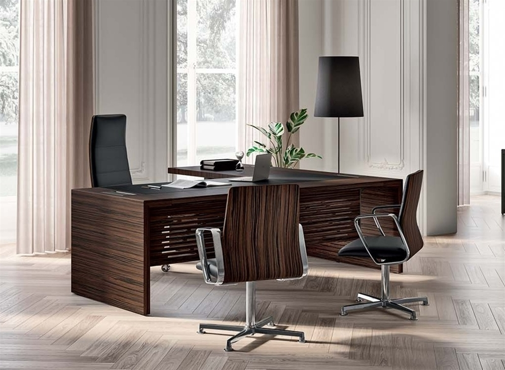 Office Furniture: Executive Office Desks