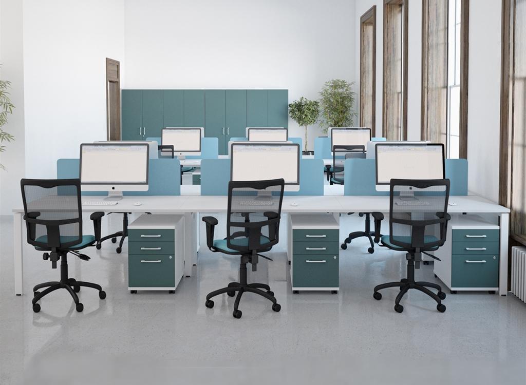 Modern Office Desks and Tables UK - Calibre Furniture