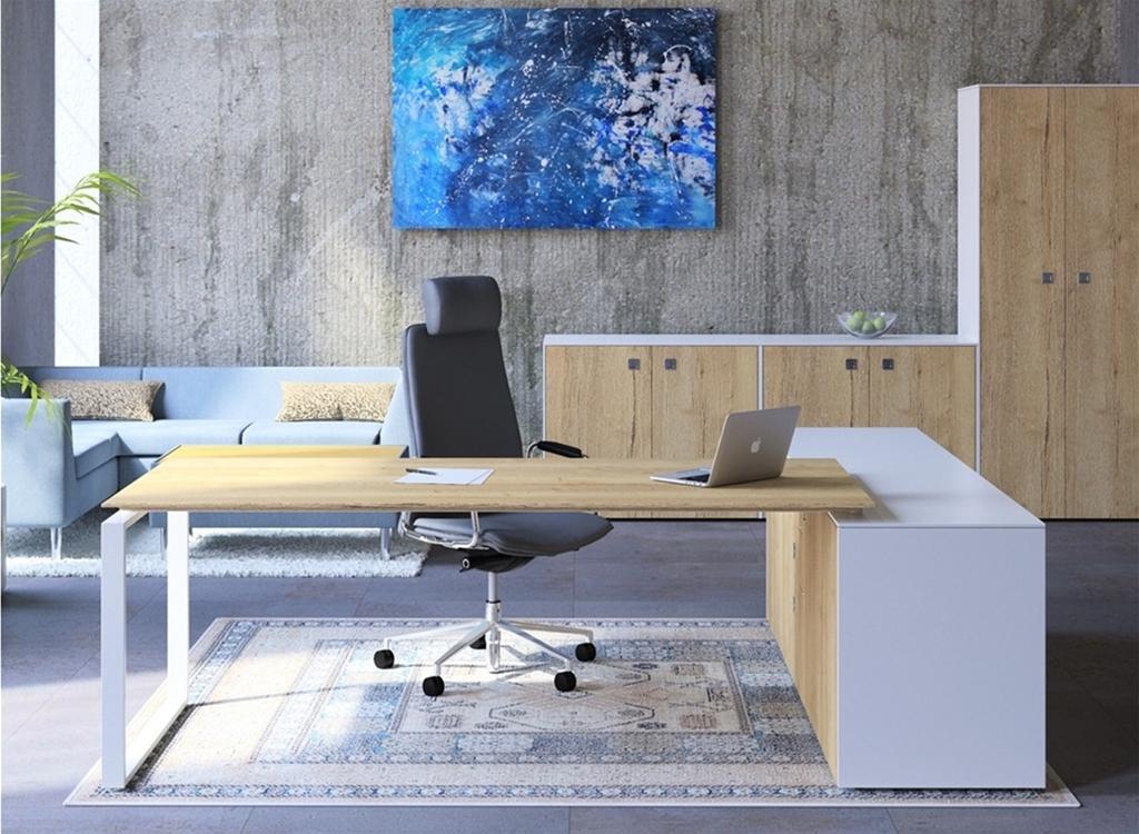 Enjoyable Cambridge Executive Desks Calibre Office Furniture Home Interior And Landscaping Transignezvosmurscom