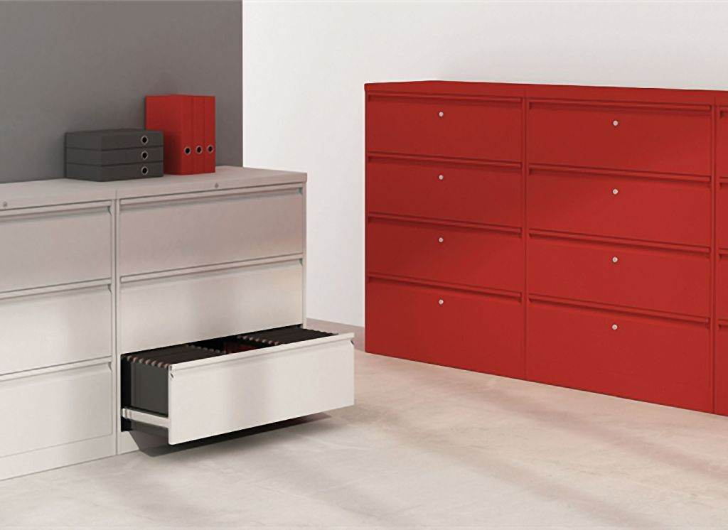 Haworth Side Filing Cabinets | Calibre Office Furniture on