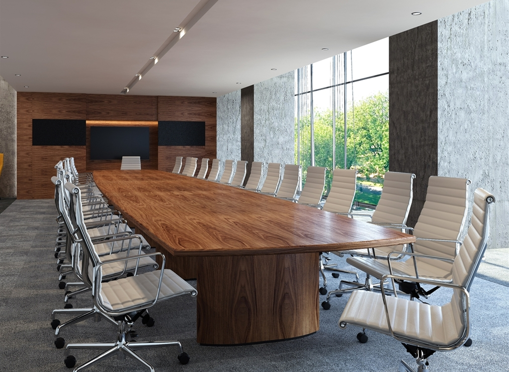 Adjustable Conference Room Tables