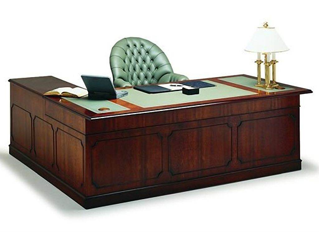 Classic Office Desks Calibre Furniture