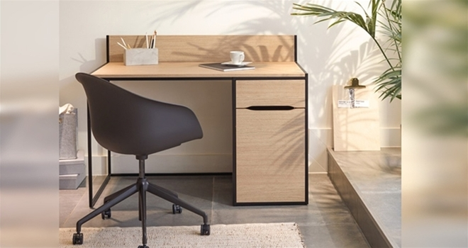 S Calibre Office Furniture, Home Office Desk And Chair Set Uk