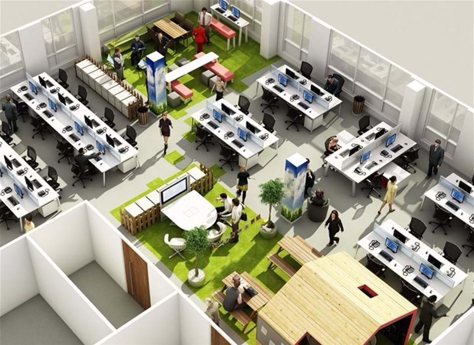 Image result for office space planning